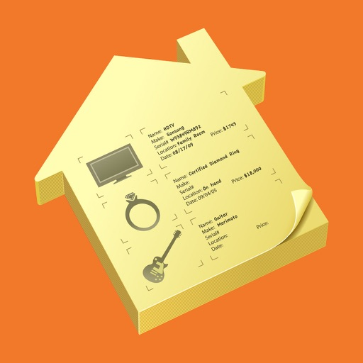 Home Inventory Remote Entry icon