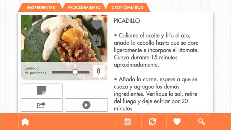El Chef Larousse screenshot-3