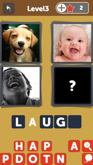 download OMG Guess What - Pics to words puzzle Quiz, find 1 word from 4 picture in this free family pic game apps 2