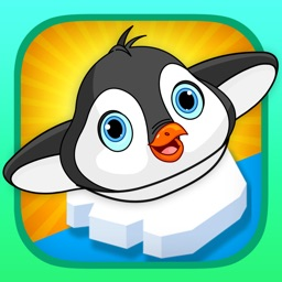 A Penguin Ice Party Adventure FREE - The Frozen Arctic Rescue Game