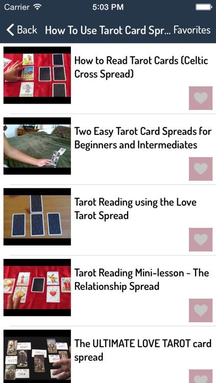 Tarot Guide by Manisha Mer