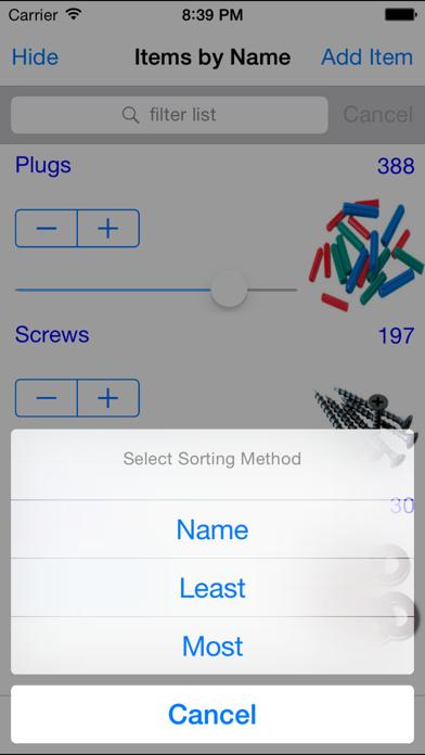 What iGot screenshot three
