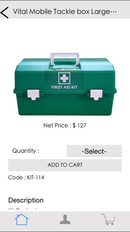 Vital First Aid Supplies screenshot-3