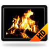 Fireplace Screensaver & Wallpaper HD with relaxing crackling fire sounds (free version)