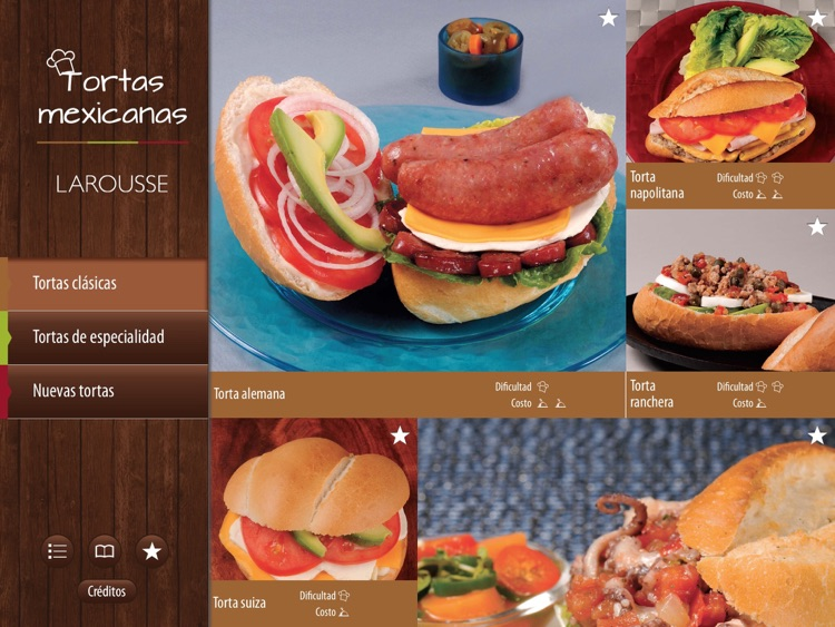 Tortas Mexicanas screenshot-0