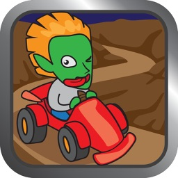 Zombie Racing - Scary Go Kart highway driving into the dead game