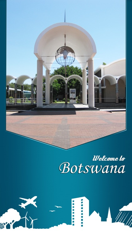 Botswana Travel Guide screenshot-0