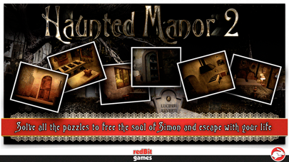 Haunted Manor 2 - The Horror behind the Mystery - FULL (Christmas Edition) screenshot four