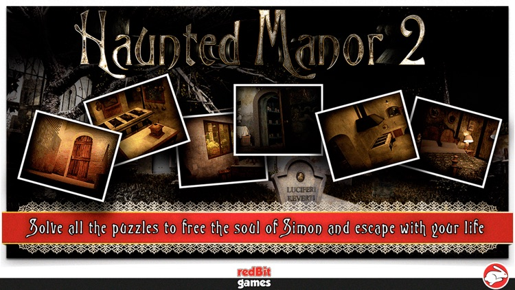 Haunted Manor 2 - The Horror behind the Mystery - FULL (Christmas Edition) screenshot-3
