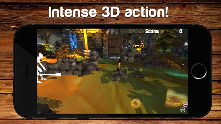 Aaaargh The Age of Orcs - Battle for the Monster Kingdoms screenshot-4