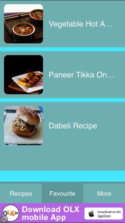 Street food recipes by ruchin panchal street food recipes screenshot 4 forumfinder Choice Image