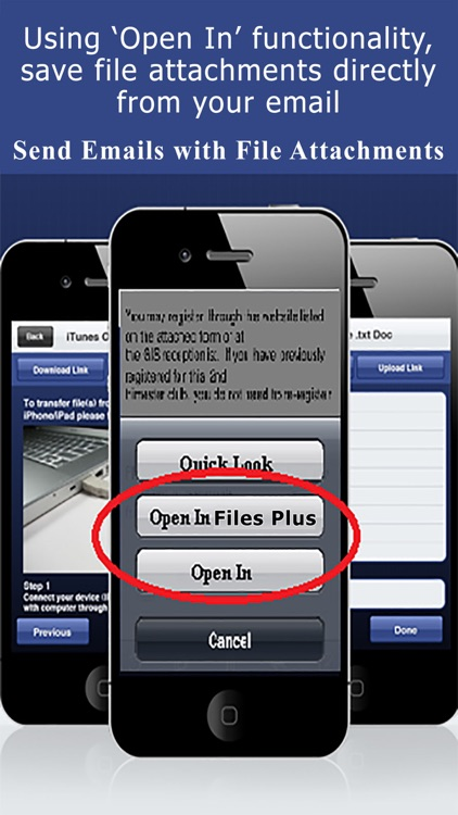 Files and Folders ( Download, Store, View and Share Files and Documents ) screenshot-4