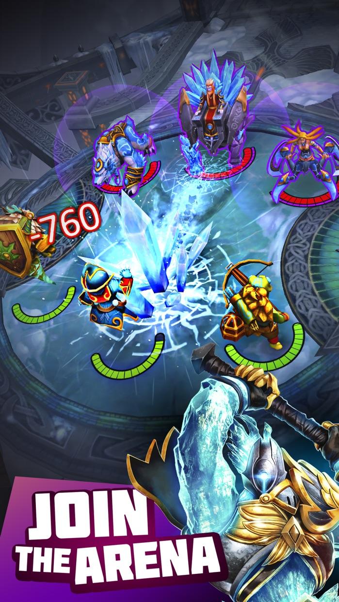 Etherlords (Arena) Screenshot