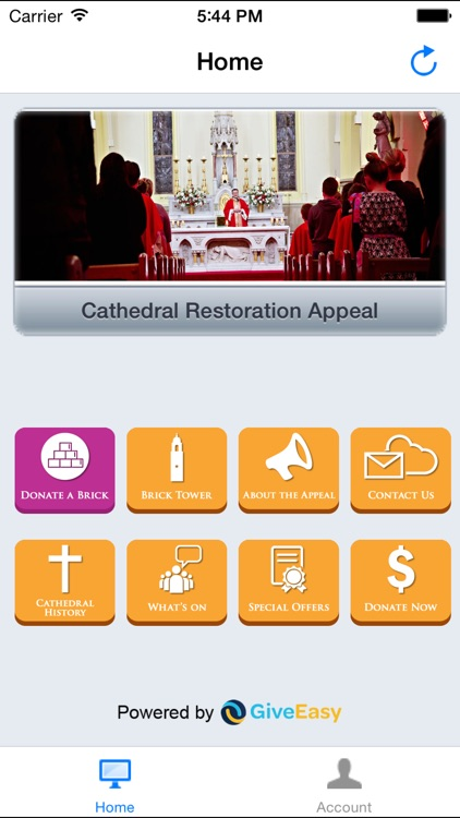 Cathedral Restoration Appeal - donate & support this worthwhile cause