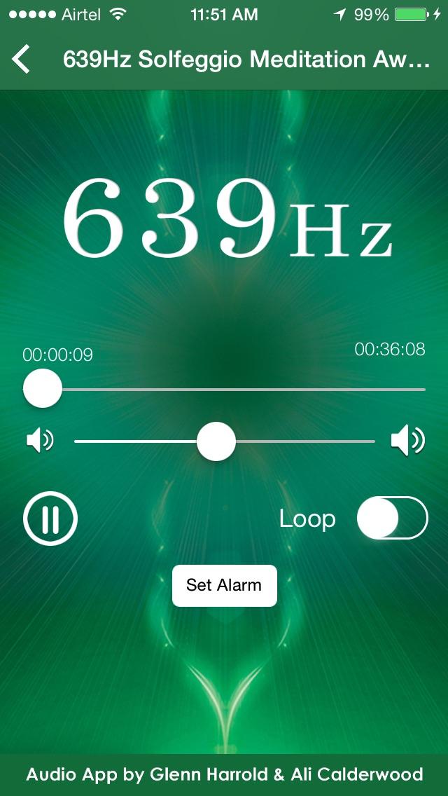 639hz Solfeggio Sonic Meditation by Glenn Harrold & Ali Calderwoodのおすすめ画像2