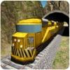 地下鉄Train Simulatorの3D - 旅客輸送のための蒸気機関車のシミュレーション