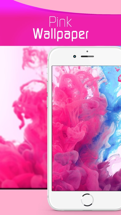 Dynamic Live Pink Wallpapers & Backgrounds HD PRO for Live