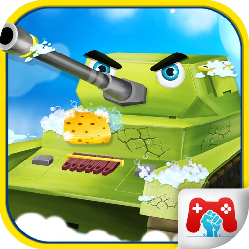Tank Day Care Kids Game