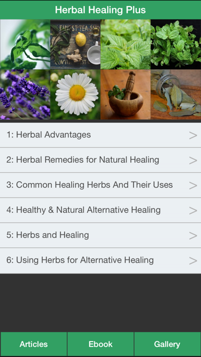Herbal Healing Plus - A Guide To Treat Your Illnesses With