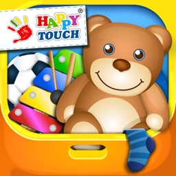 A Funny Clean Up Game - All Kids Can Clean Up! By Happy-Touch®