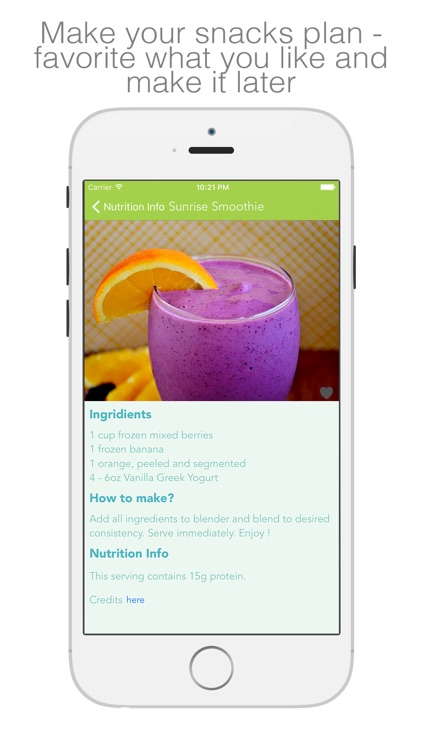 Protein Smoothies - smoothies & shakes for healthy living