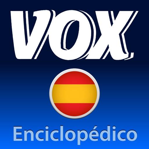 Diccionario enciclopédico VOX iOS App