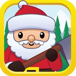 Santa The Lumberjack