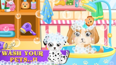 Puppy Birthday Party Celebration screenshot four