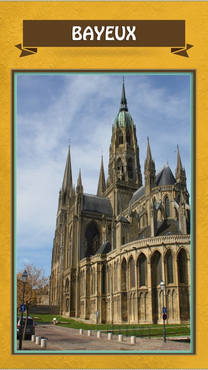 Bayeux Travel Guide