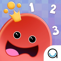 Learn to Count 1234 with Monsters - Number Counting & Quantity Match for Kids