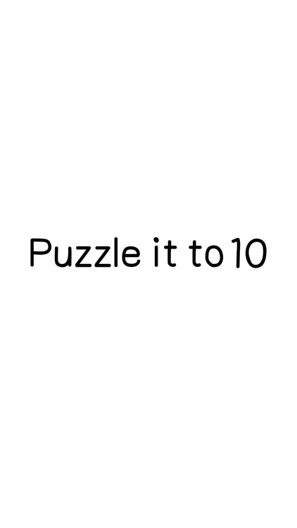 Puzzle it to 10 screenshot-3