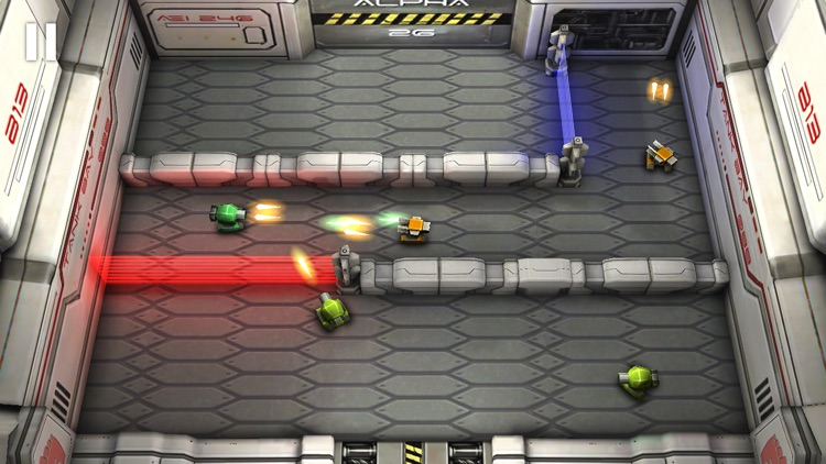 Tank Hero: Laser Wars screenshot-0