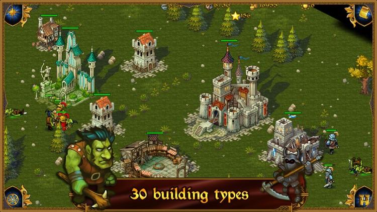 Majesty: The Fantasy Kingdom Sim - Free screenshot-3