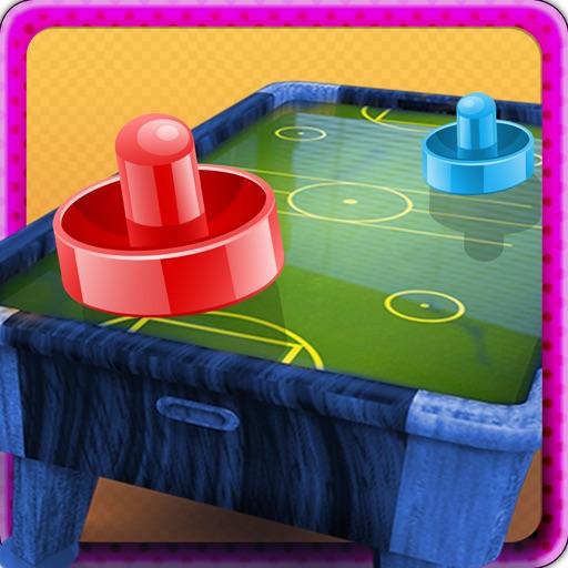 Сумасшедший Air Hockey - Окончательный настольный хоккей Multi-Touch и разбить и хитовая игра