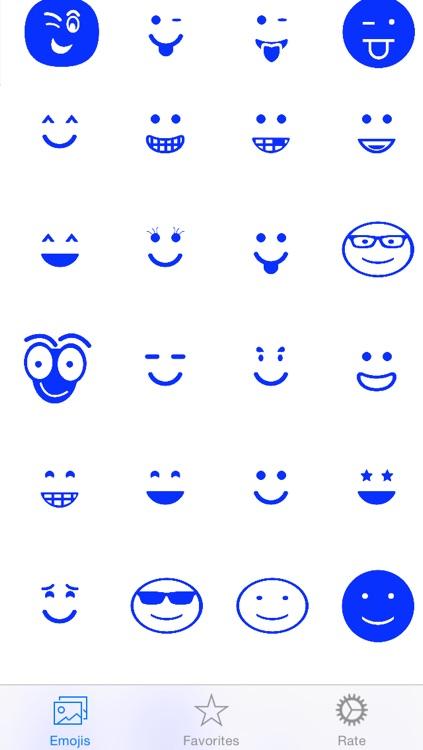 Colorful Emojis