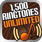 免费获得1500款铃音 - 1500 Ringtones - Download the best iPhone Ringtones icon