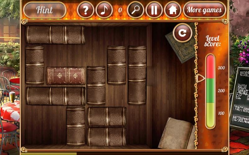 Hidden Restaurant screenshot 2
