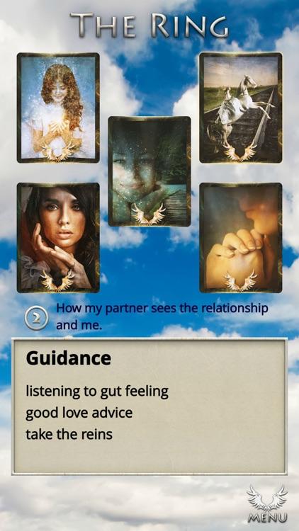 Psychic Angel Cards screenshot-3