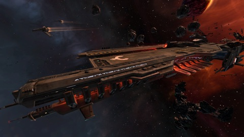 Screenshot #2 for Galaxy on Fire™ - Manticore RISING