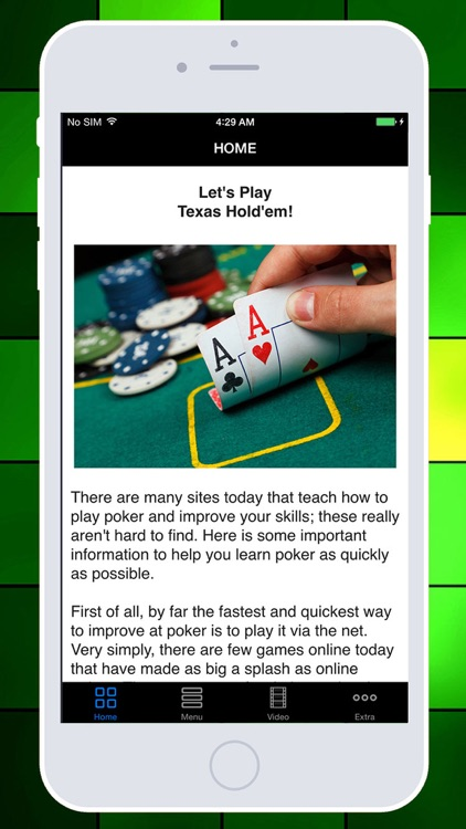 How To Play Hold'em Poker - Beginner's Guide screenshot-0