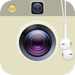 Hipster Camera for Hipstamatic, Retrica, Retromatic, Camera FX8, Rookie, ProCamera