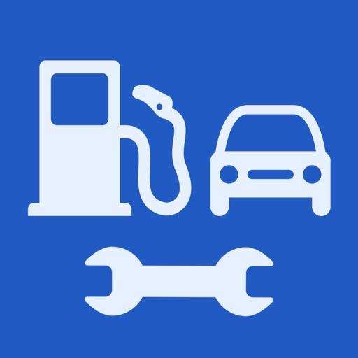 CarXpenses - MPG, Fuel Economy & Service