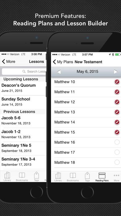 Lds Scriptures App review screenshots