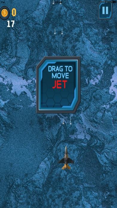 Screen Shot Air Force 3 - Fighter Jet Alpha Combat Chaos 0