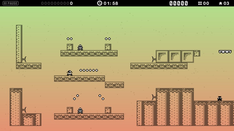 1-bit Ninja Lite screenshot-4