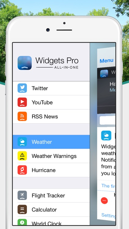 Widgets Pro screenshot-4