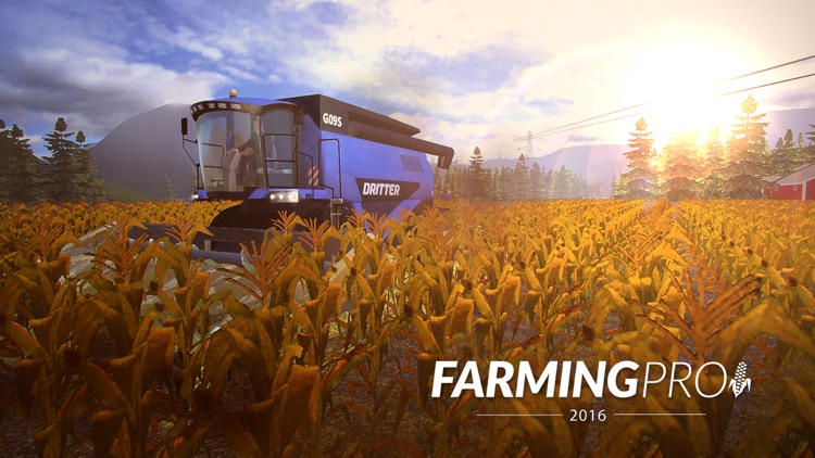 Farming PRO 2016 screenshot-0