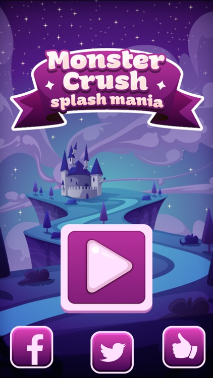 Monster Crush Splash Mania