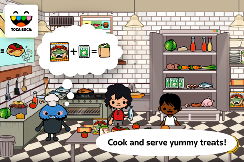 Toca Life: Town screenshot 3