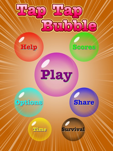 Tap Tap Bubble - Just Tap It!!! Скриншоты8